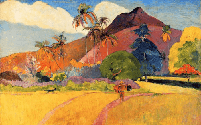 Tableau de Paul Gauguin