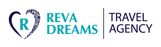 Logo REVA Dreams Travel Agency